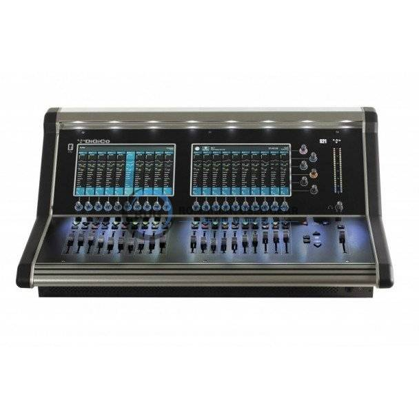 Set mixer Digico S21 + stage box Digico D-Rack