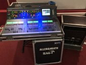 Mixer digital Allen&Heath iLive T112 cu stagebox iDR-48